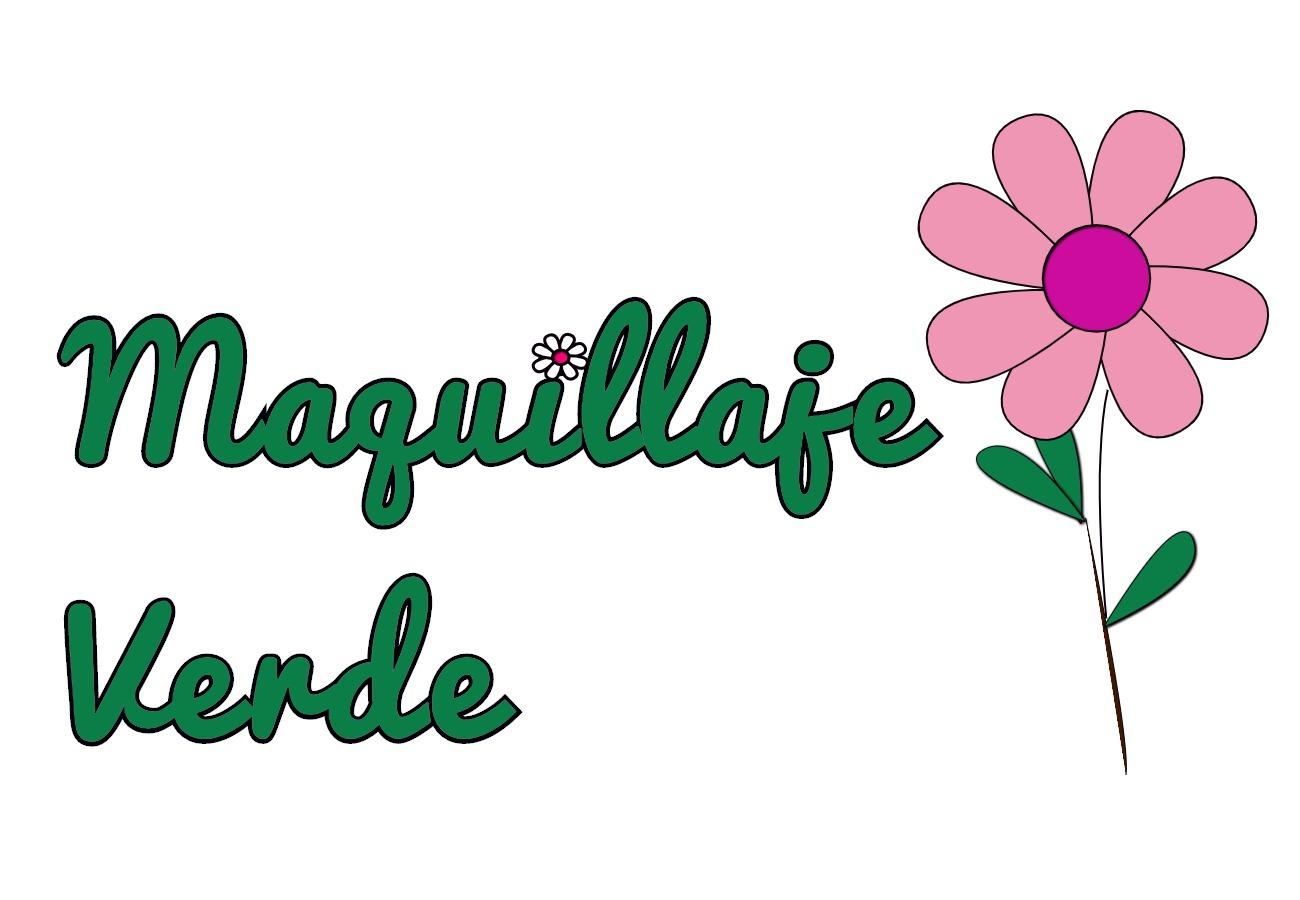 Maquillaje Verde Logo Ideasdemaquillaje