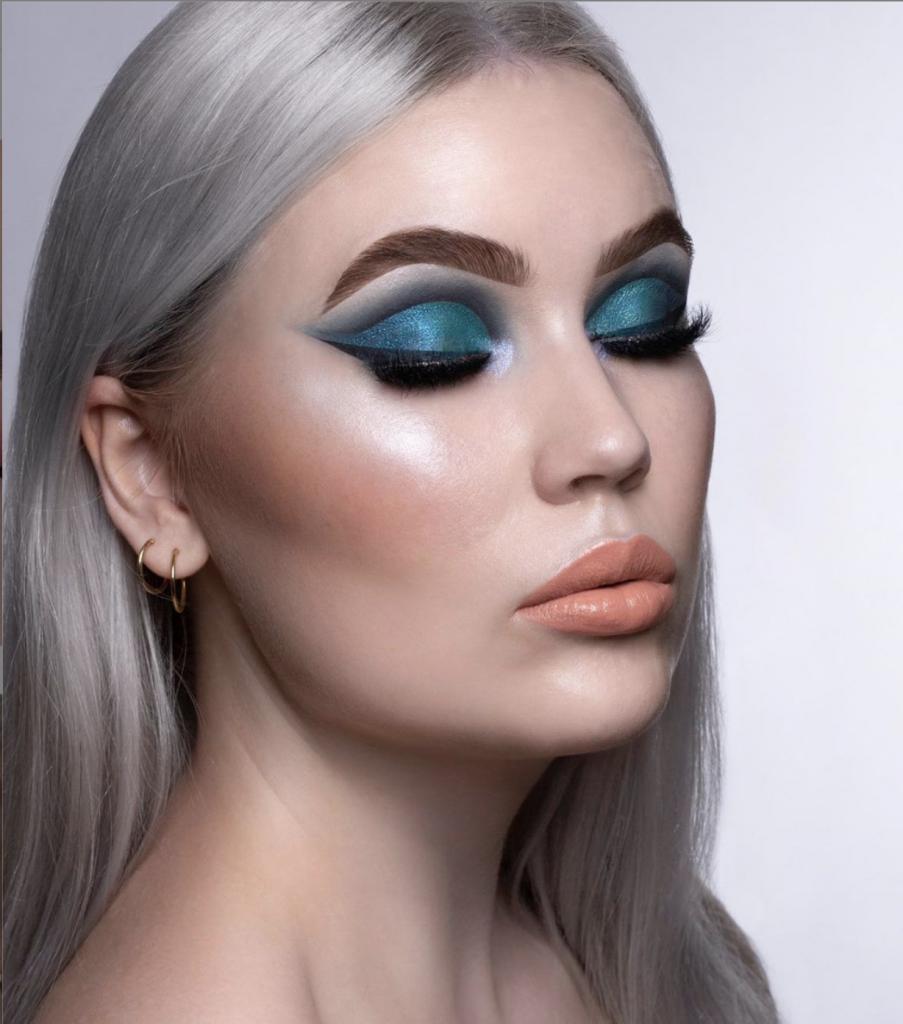 Ideas De Maquillaje Azul Ideasdemaquillajecom