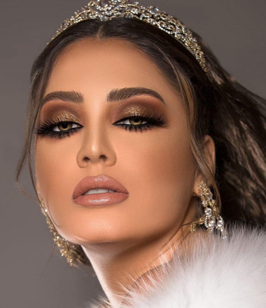 maquillaje profesional foto profesional modelo